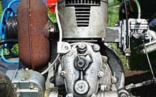 В какую сторону вращается двигатель субару