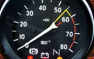 Чем измерить частоту вращения вала двигателя