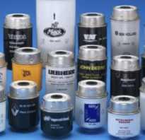Фильтры тонкой очистки для дизельного топлива