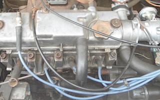 Двигатель 21114 какие свечи ставить