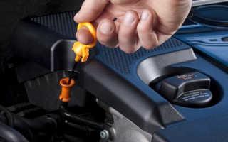 Как правильно проверить уровень масла в двигателе