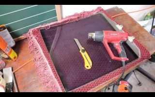 Как снять старую тонировку со стекла самостоятельно