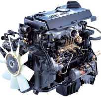 Двигатель D4DD евро-3