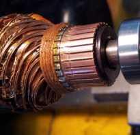Что такое коллектор асинхронного двигателя