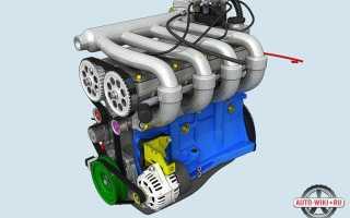 Что отвечает за мощность двигателя
