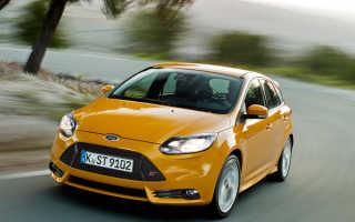 Форд фокус как убавить обороты двигателя