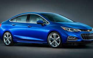 Фотографии и цены на Chevrolet Cruze 2020