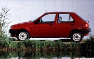 Форд фиеста с дизельным двигателем характеристики