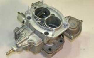 Холостой ход двигателя ваз 2106 регулировка