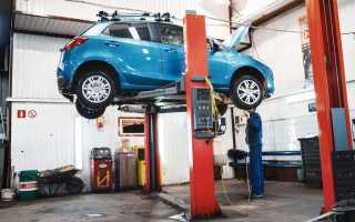 Mazda как поменять масло в двигателе