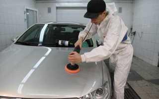 Блеск лакокрасочного покрытия автомобиля и технологии полировки