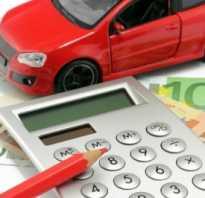 Особенности расчета налога на транспортные средства