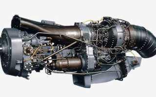 Устройство и принцип работы двигателя самолета