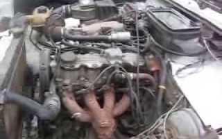 Японские двигатели которые можно поставить на ниву