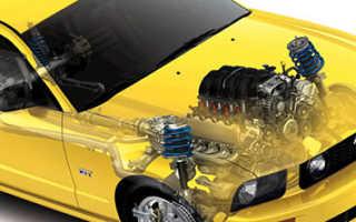Формула зависимость мощности от оборотов двигателя