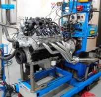 Холодная обкатка двигателей внутреннего сгорания