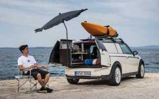 Десять лучших машин для путешествий и отдыха