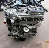 Описание двигателя Camry GSV40 35 2GR-FE