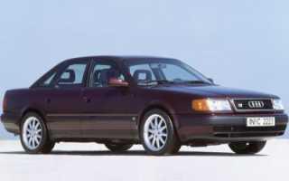Личный опыт Audi A6 C4