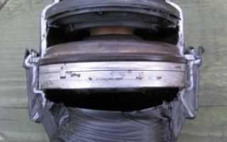 Чем заменить порванные подушки в двигателе