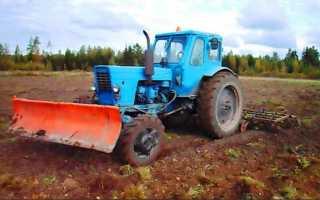 Трактор МТЗ-80 описание технические характеристики двигатель и отзывы