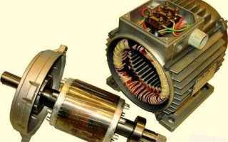 Генератор из 3х фазного двигателя своими руками