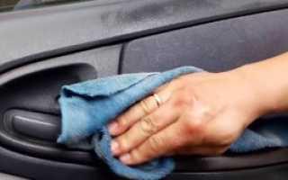 Как сделать химчистку салона автомобиля своими руками