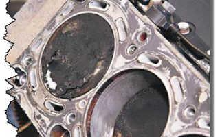 Удаление нагара из камер сгорания двигателя своими руками