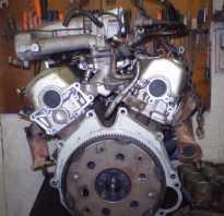 Двигатель 6g72 24 клапана характеристики