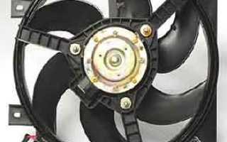 Не работает вентилятор на Ладе Калине