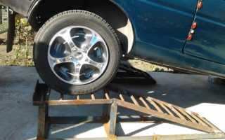 Эстакады для ремонта автомобилей