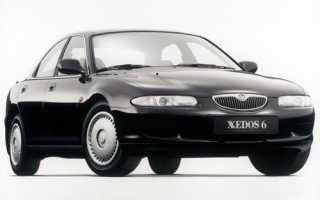 Мазда Кседос 6 Mazda Xedos 6