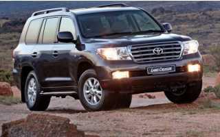 Toyota land cruiser 100 тюнинг двигателя