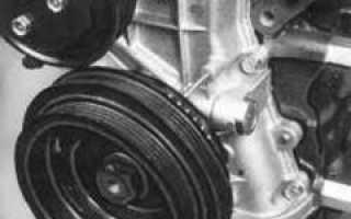 Как установить зажигание на двигатели ниссан