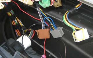 Электрическая схема уаз патриот с двигателем ивеко