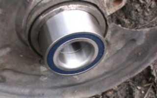 Съемник переднего ступичного подшипника ваз 2109