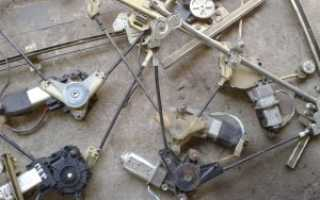 Схема по подключению электрических стеклоподъемников на ВАЗ-2110