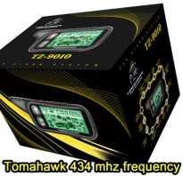Автозапуск tomahawk 434 freequency