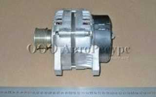 Генератор для двигателя ямз 236 схема