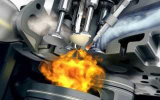 Что такое работа двигателя на обогащенной смеси