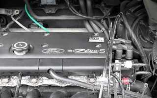 Форд фиеста 2008 технические характеристики двигателя