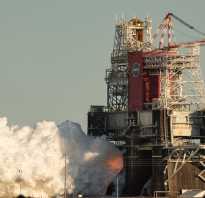 Что такое прожиг двигателей ракеты