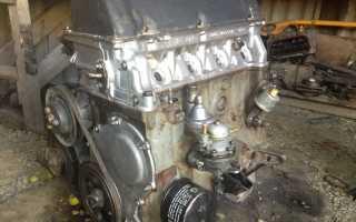 Двигатель 2103 1 5л