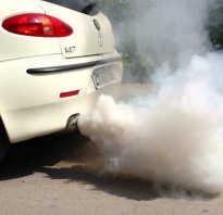 Что такое дымит дизельный двигатель