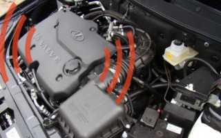 Цокают клапана на холодном двигателе гранта