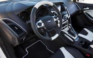 Ford focus 2 громко работает двигатель