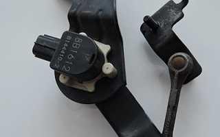 Лада 2115 4 Unique  Кончился гидрокорректор фар
