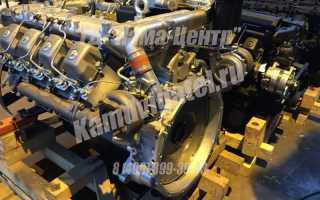Характеристики двигателя камаз 320 л с