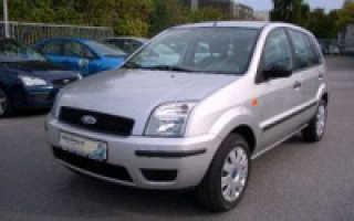 Характеристики Ford Fusion