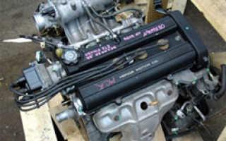 Что такое контрактный двигатель на nissan ga16de